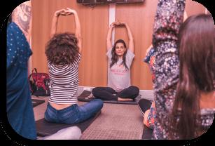 Yoga e Alongamento